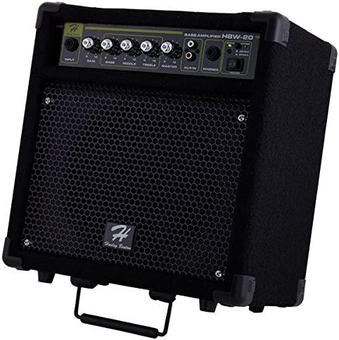 Harley Benton Bass Amplifier HBW de 20: Amazon.es: Instrumentos ...