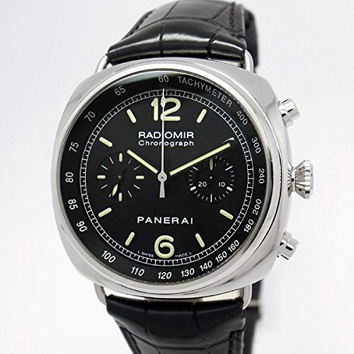[パネライ]PANERAI 腕時計 ラジオミール クロノグラフ PAM00288 メンズ 中古 [並行輸入品] B01G55QRM8