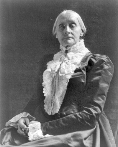 New 8x10 Photo: Women's Suffrage Champion Susan B. Anthony