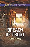 img - for Breach of Trust (Love Inspired Suspense) book / textbook / text book