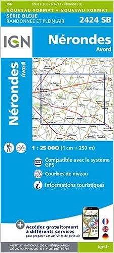 Livre gratuits Nérondes/Avord : 2424sb pdf ebook