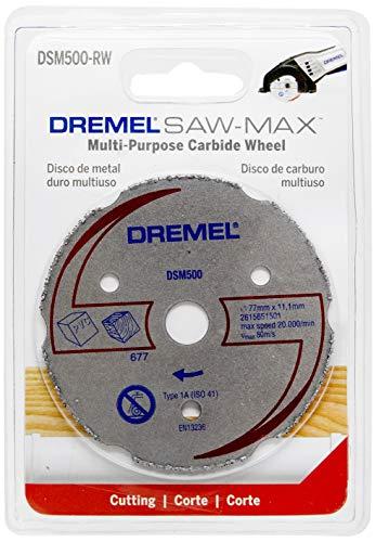 Bosch DSM500-RW Disco Saw-Max Madeira e Plástico, Cinza