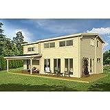 Allwood Eagle Vista | 1336 SQF Kit Cabin