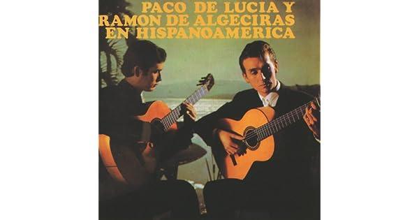 Amazon.com: La Paloma: Paco De Lucía and Ramón De Algeciras ...