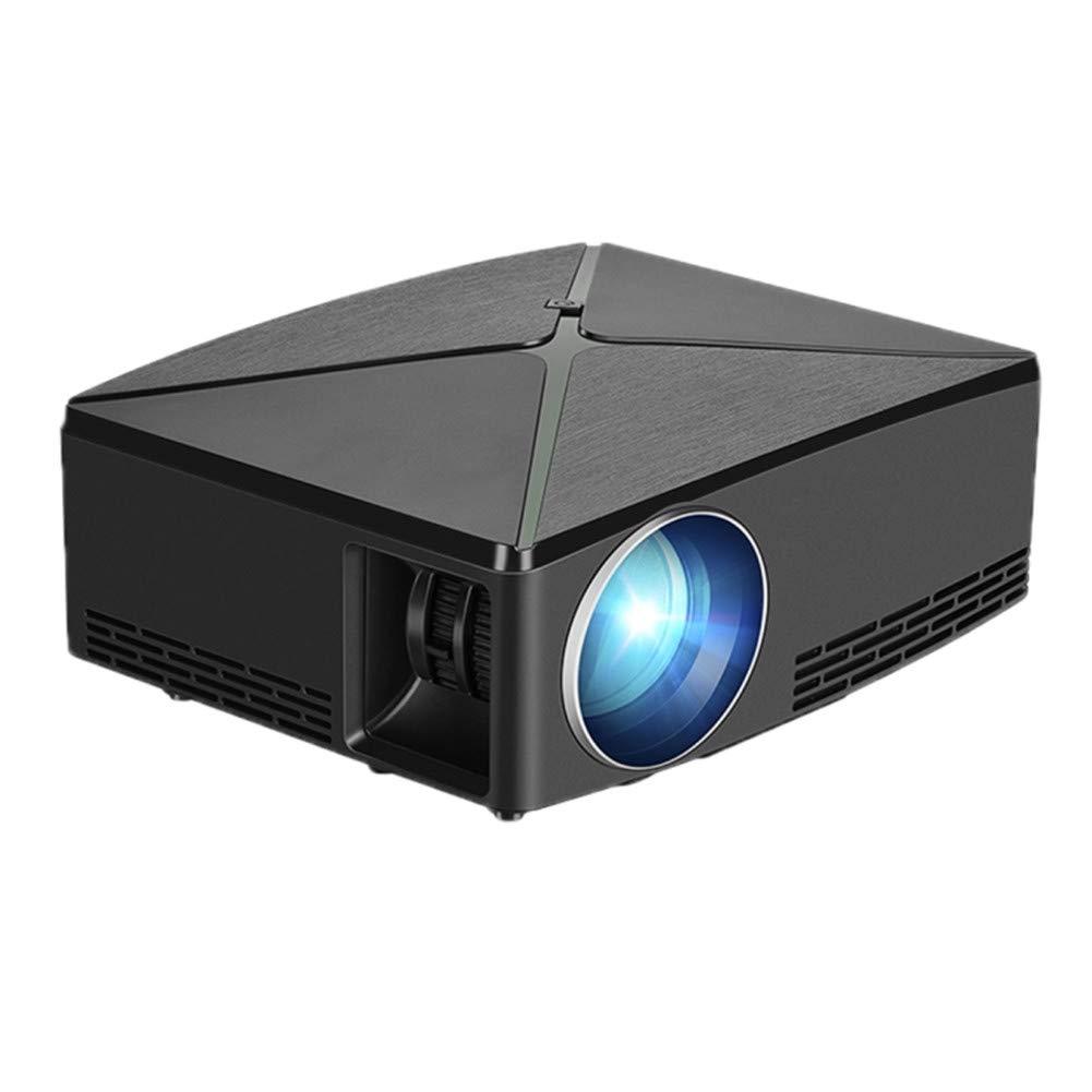 Mini proyector portátil de 2200 lúmenes, resolución 1280 * 800P ...