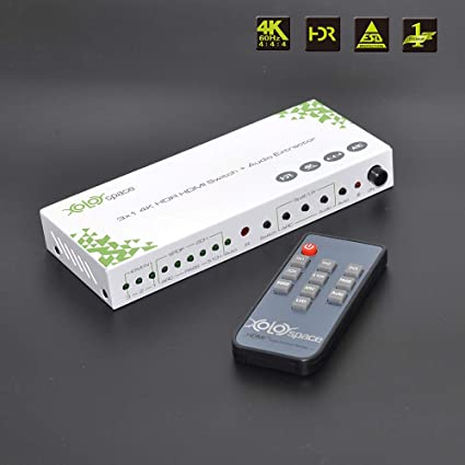Perfect compatible with PS 4 PRO Roku 3 XBox One S XOLORspace ...