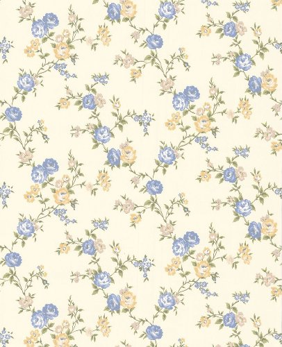Collection Rosebud (Graham & Brown Spellbound Collection 50-448 Non-Woven Wallpaper Rosebud by Graham & Brown)
