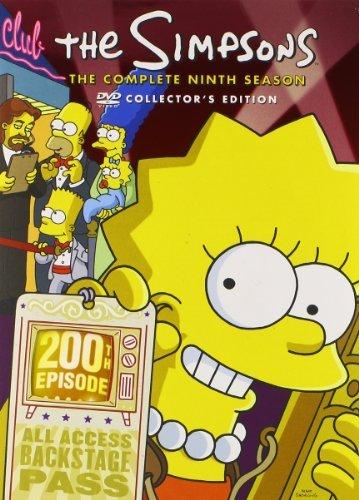 Price comparison product image The Simpsons: Season 9