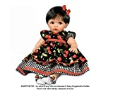 "Ashton-Drake Cheryl Hill ""Sweetie Pie"" Baby Doll in Cherry Dress - By The Ashton-Drake Galleries"
