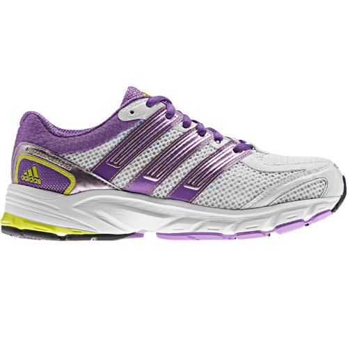 Adidas Response Cushion K enfants Chaussures/g61427couleur: Running White/Lab Lime