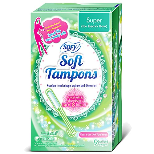 Sofy Super Tampon – 9 Pieces