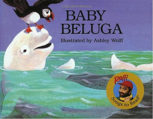 Baby Beluga  Raffi Songs To Read