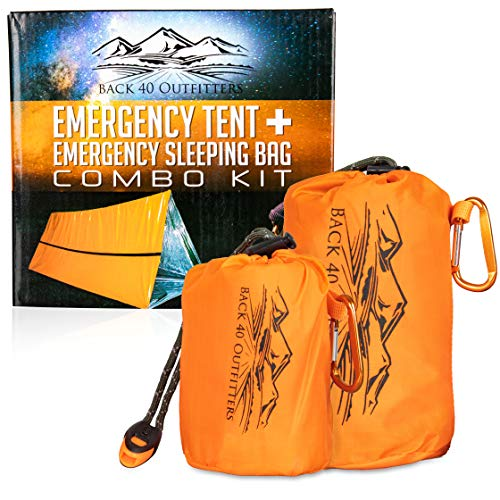 emergency 2 person tent - 7