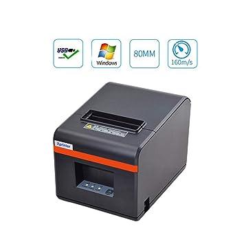 HM2 Impresora térmica de Red USB LAN Ethernet, Impresora térmica ...
