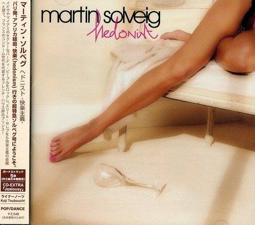 CD : Martin Solveig - Hedonist (Bonus Tracks, Japan - Import)