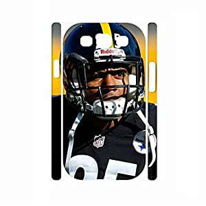 Hipster Phone Skin Smooth Pretty Style Sports Series Men Action Snap on Phone Shell Skin for Samsung Galaxy S3 I9300 Case