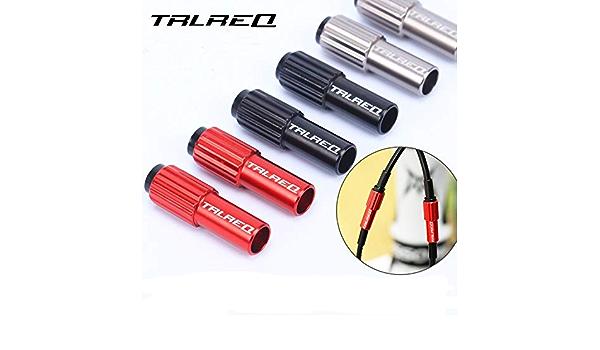 set Of MTB Speed Coaxial Regulator Screw 4mm Mountain Bike Accessories 2pc