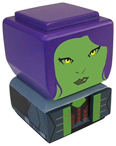 Entertainment Earth Guardians of The Galaxy Gamora Tiki Totem Action Figure