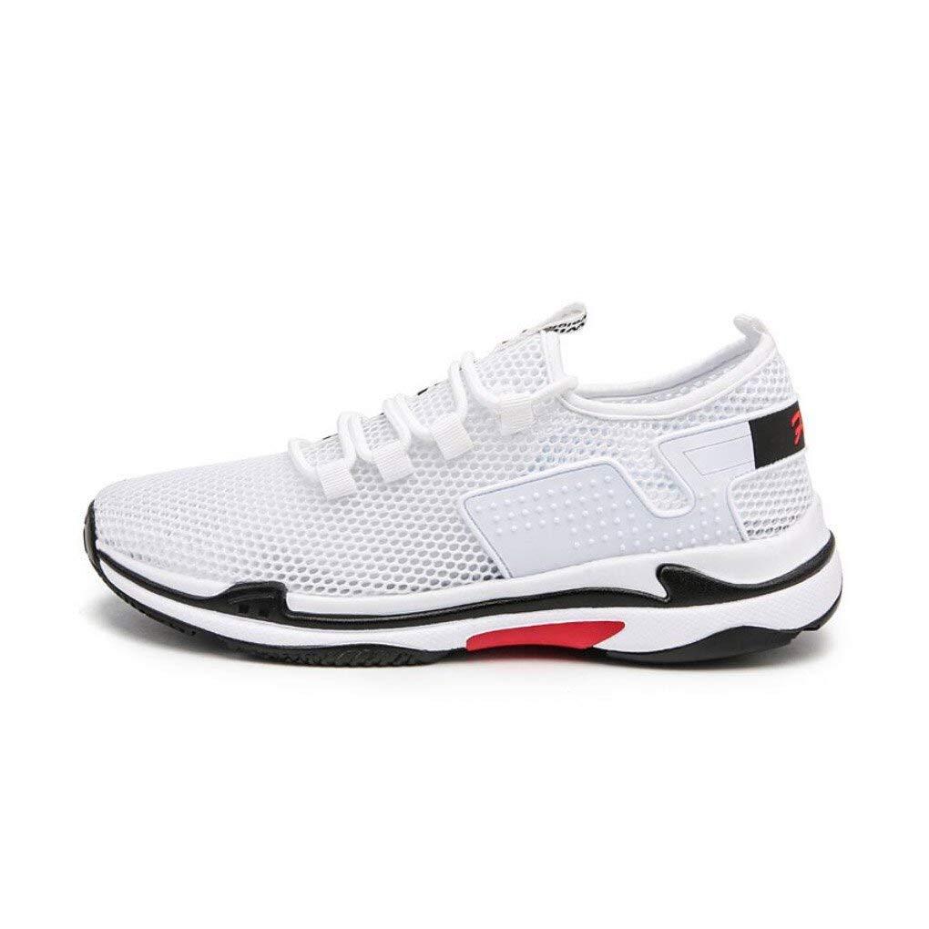 Oudan Sommer-Turnschuhe Wanderschuhe der Frauen Niedrig Zum des Breathable zu Helfen Hohle Ineinander Greifen-Leichte Sport-Schuhe die beiläufigen Außenschuhe der Männer Paar-Schuhe