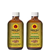 "Tropic Isle Living Jamaican Black Castor Oil 4oz ""Pack of 2"""