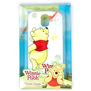 Winnie the Pooh Samsung Galaxy S4 case Walt Disney cover with screen protector