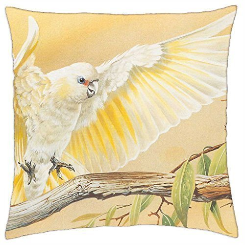 (Cacadu by Eric Shepherd - Throw Pillow Cover Case (18)