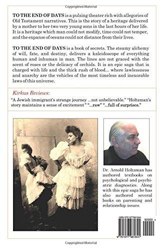 Arnold Holtzman Author Interview