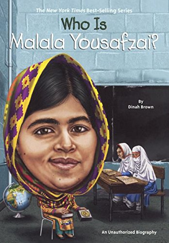 Who Is Malala Yousafzai? (Who Was...?)