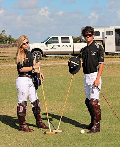 TuffRider Unisex Pro Polo Jeans, White, 26 (Tuffrider Riding Jeans)