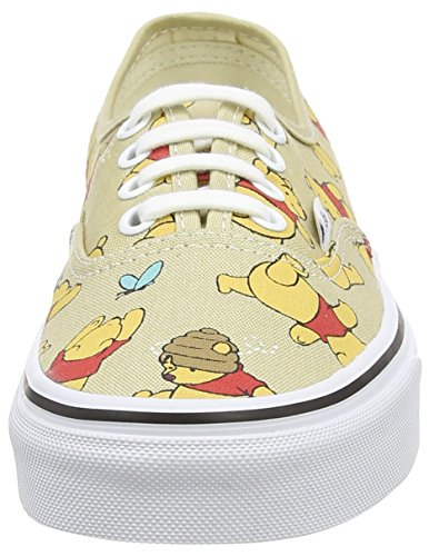 7a90f2bfbe outlet Vans x Disney Men Authentic - Winnie The Pooh (khaki ...