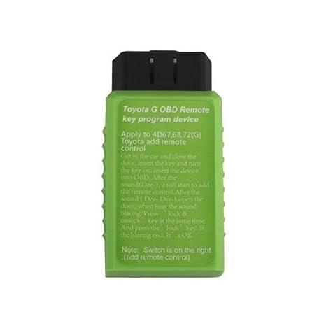 Keyecu Latest OBD Remote Key Programmer for G and H Chips via OBD2 Port