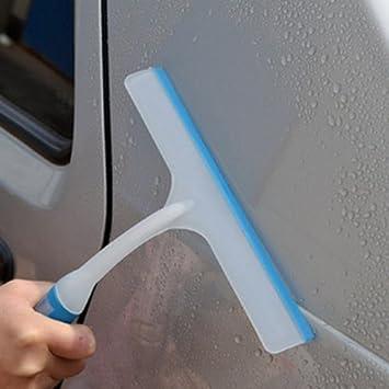 Cuchillas de secado Car Wash silicona suave limpiaparabrisas escobilla de goma: Amazon.es: Coche y moto