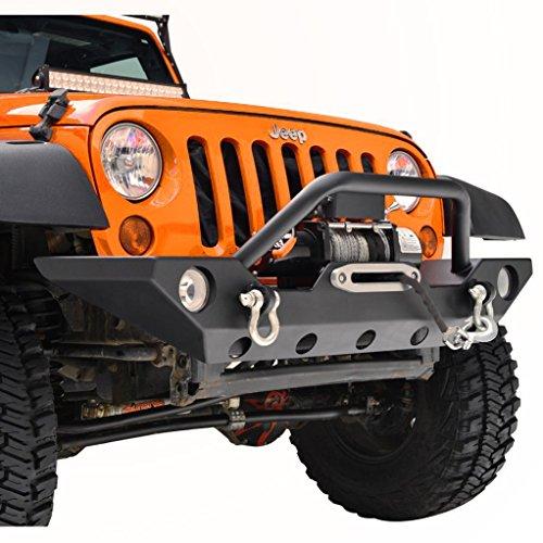 Jeep Wrangler JK Bumpers
