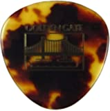 Golden Gate MP-12 Deluxe Tortoise Style Mandolin Pick - Rounded Triangle