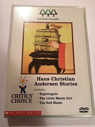 Hans Christian Andersen stories : Nightingale, the little match girl, the red shoes
