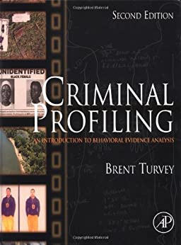 criminal profiling an introduction to behavioral evidence analysis pdf download