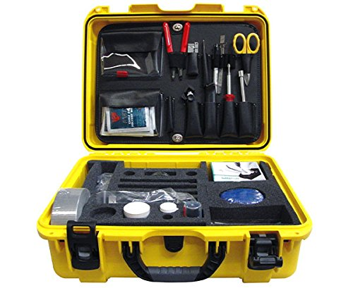 Basic Fiber Optic Cable Termination Tool Kit by Primus Cable (Image #1)'