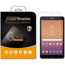 Supershieldz for Samsung Galaxy Tab A 8.0 inch (2017) [SM-T380] Tempered Glass Screen Protector, Anti-Scratch, Anti-Fingerprint, Bubble Free, Lifetime Replacement Warranty