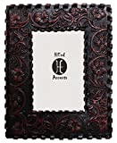 HiEnd Accents Westen Tooled Leather Frame, 8 by 10-Inch Review