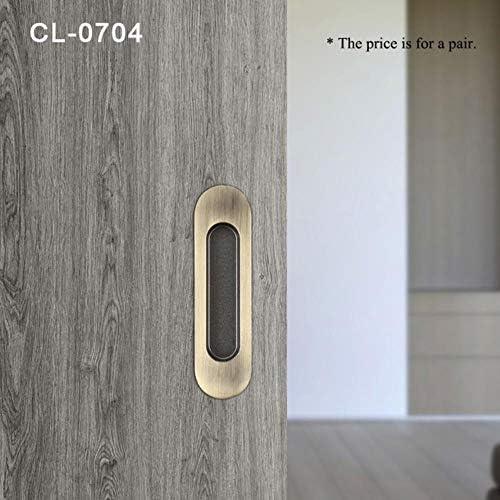 Manilla De Puerta Pestillo 4 Colores/Nordic Invisible Door Handle ...