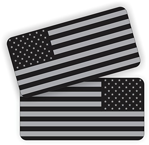 Pair American Stealthy Stickers Motorcycle product image