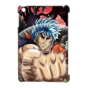 3D Print Classic Japanese Manga Series&Toriko Background Case Cover for Retina iPad Mini(iPad Mini 2)- Personalized Hard Back Protective Case Shell-Perfect as gift