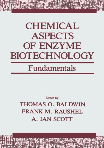 Chemical Aspects of Enzyme Biotechnology: Fundamentals (Industry-University Cooperative Chemistry Program Symposia)