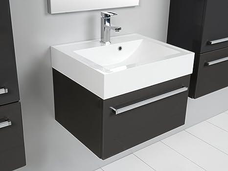 Vasca Da Bagno Larga 60 Cm : Quentis set di mobili da bagno lavabo per zeno larghezza cm