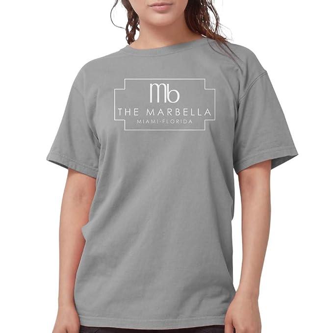 Amazon.com: CafePress – Marbella Jane la virgen – playera ...