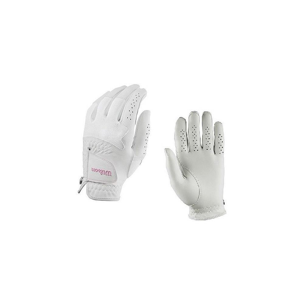 Wilson Women s Advantage Left Hand Golf Glove, Large