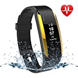 Best Start Calorie Counting Watches - HOMEWINS Fitness Tracker, Smart Bracelet, Activity Tracker Review