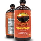 New Day Health Essiac Tea, 32 Ounce Extract | Immune System, Liver & Lymphatic Support | Based on Original Recipe and Made in the USA