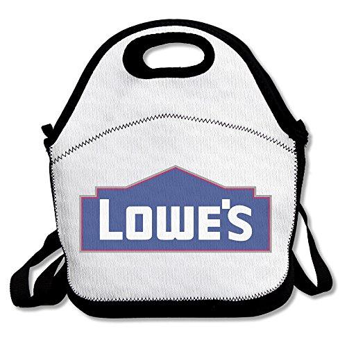 Chevrolet Handbag - 100% Polyester Jimmie Johnson #48 Lowe's Official Team Multifunction Reusable Snack Bag Handbag Lunch Tote