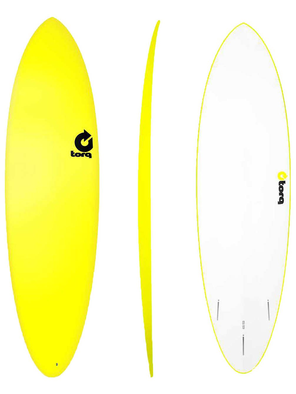 TORQ Surf Board Fun Board 6.8 Tabla de Surf: Amazon.es: Deportes y aire libre
